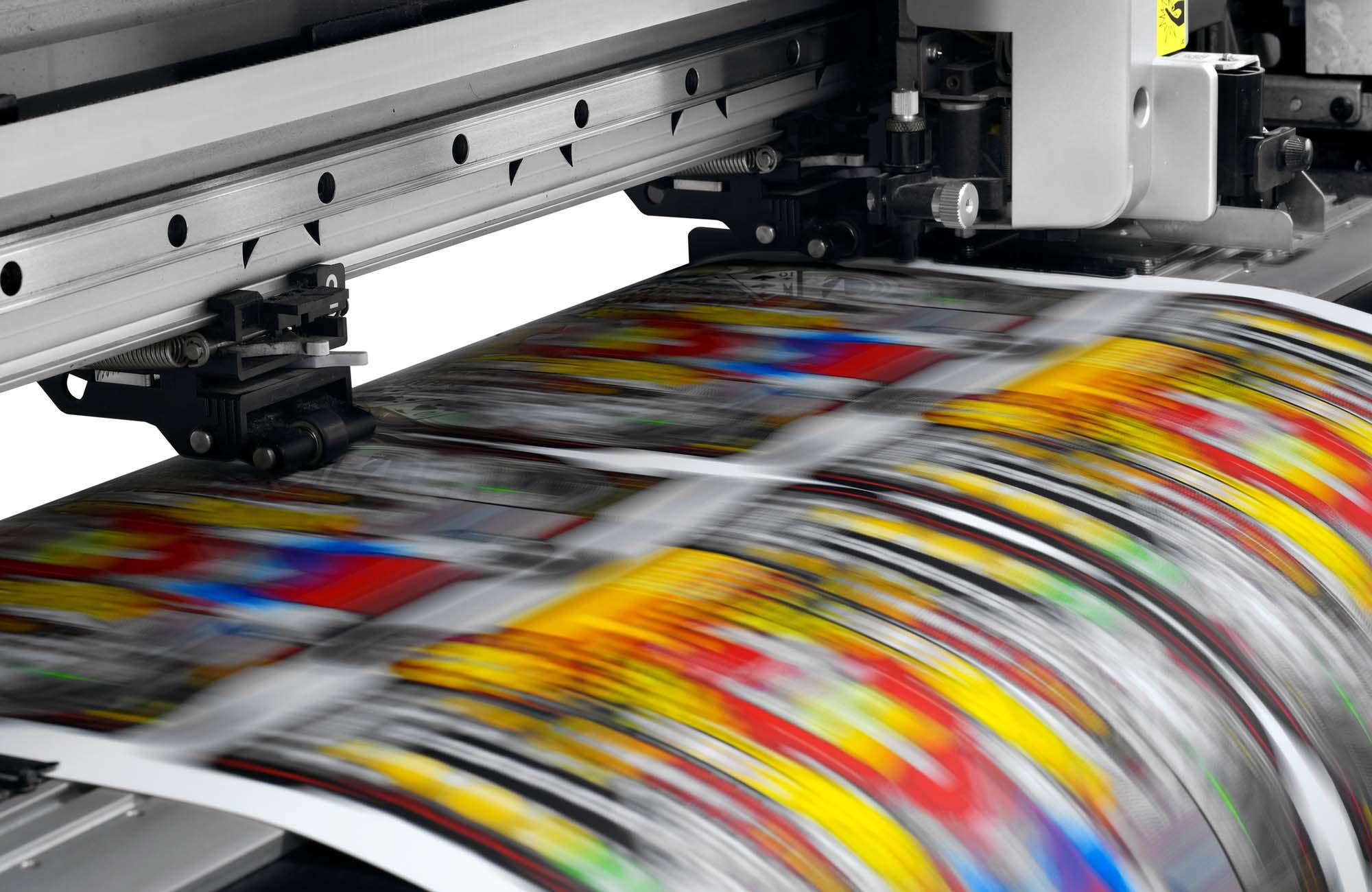 Digital Printing Hero